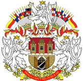 coat of arm city of prague